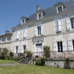 Chateau Front House